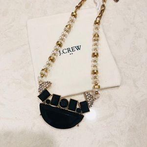 Jcrew modern statement necklace